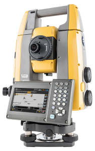 Topcon land survey equipment