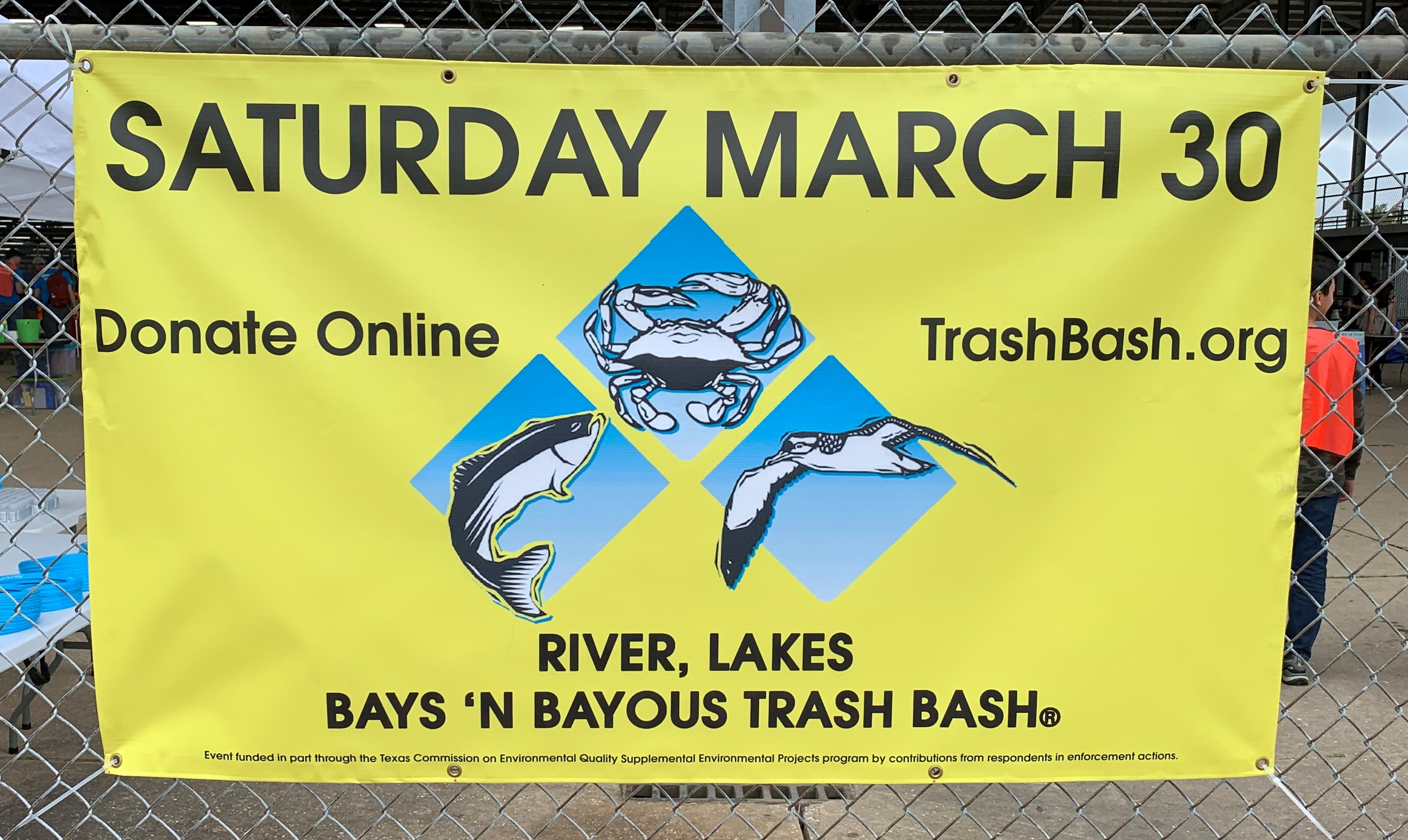 TGB Trash Bash 2019 Banner
