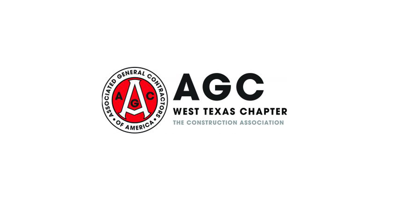 AGC West Texas Chapter Badge